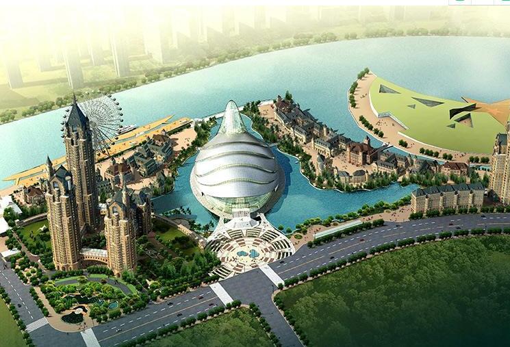 天津滨海新区文化中心